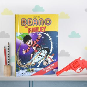 Signature Gifts personalised Beano annual