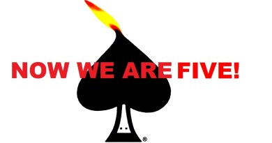 Aces Weekly Now We Are Five
