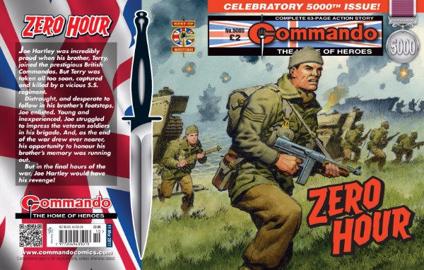 Commando 5000 Full Cover