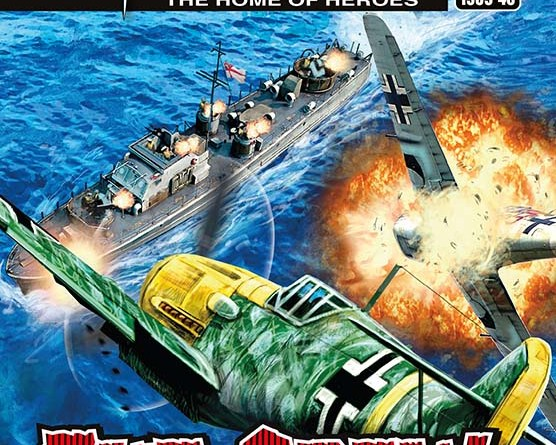 Commando 5063: Home of Heroes: The Crew