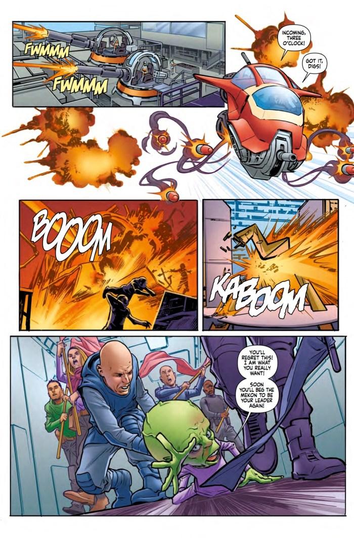 Dan Dare #1 - Page 4