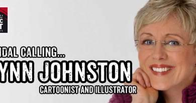 LICAF 2017 - Lynn Johnston