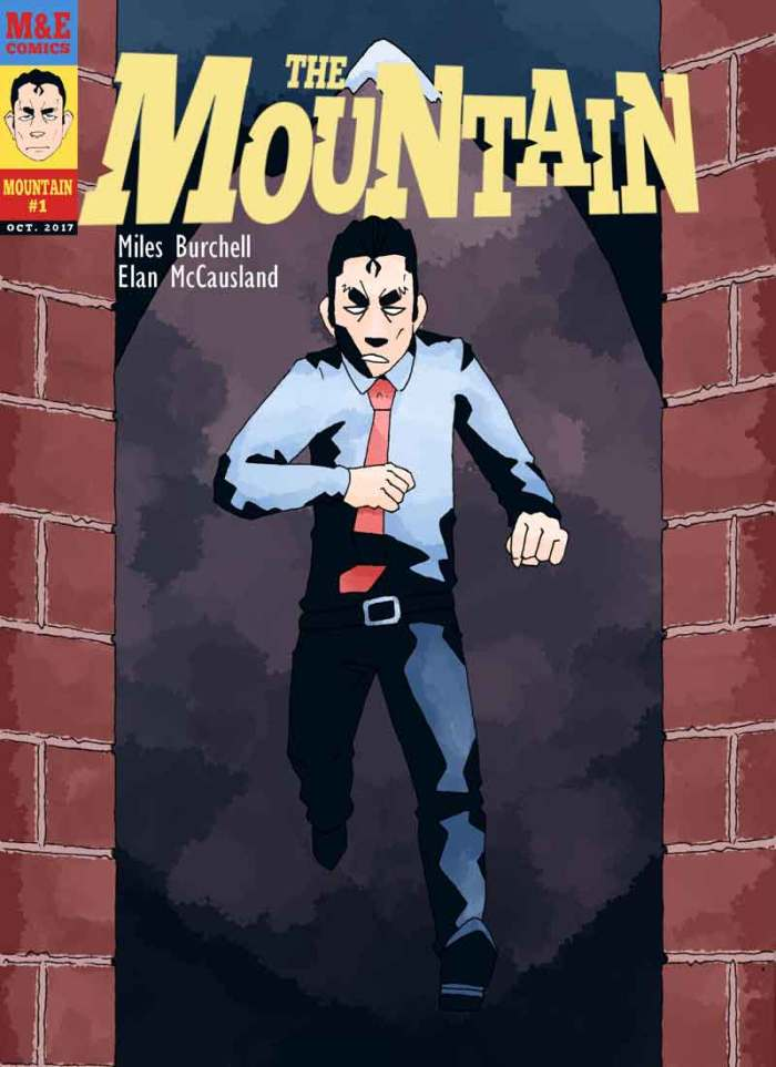 The Mountain by Miles Burchell and Elan McCausland Page 1