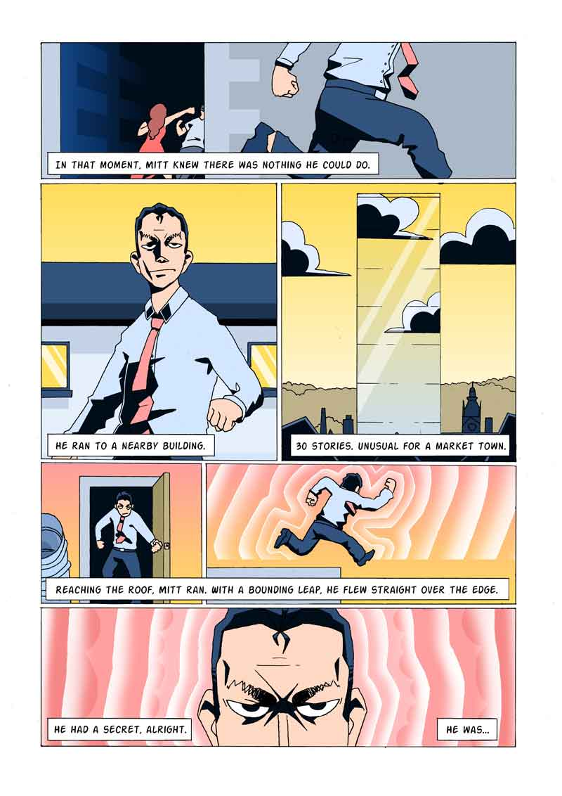 The Mountain by Miles Burchell and Elan McCausland Page 3