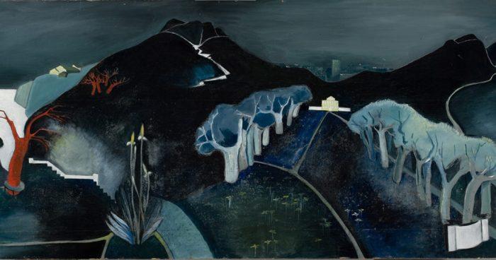 Landscape by Tove Marika Jansson