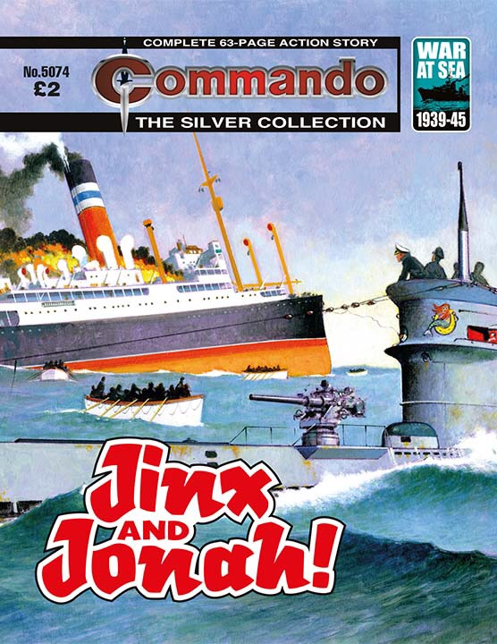 Commando 5074: Silver Collection: Jinx and Jonah!