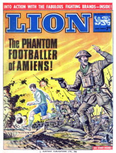 Lion 713 - Cover dated 4th December 1965