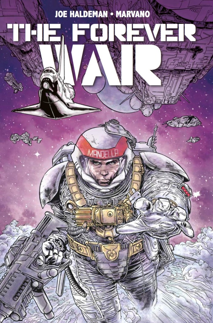 The Forever War - Cover