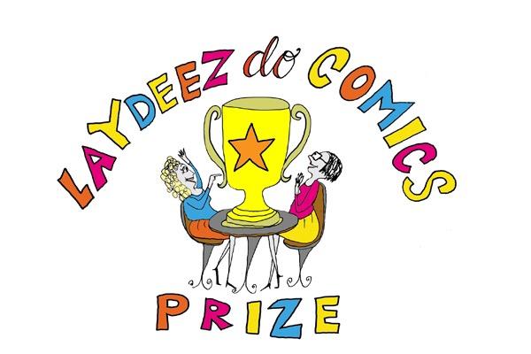 Laydeez Do Comics Prize