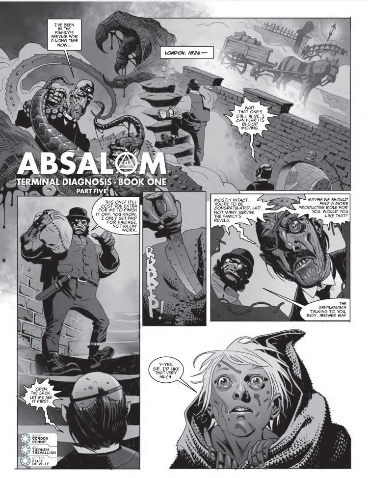2000AD Prog 2057 - Absalom