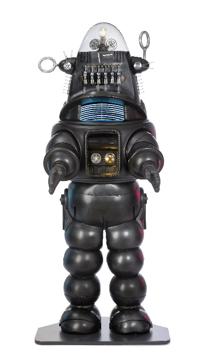 Forbidden Planet - Robby the Robot Full Figure