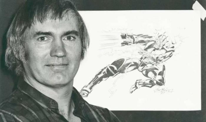 Jim Baikie - 1987 SNIP