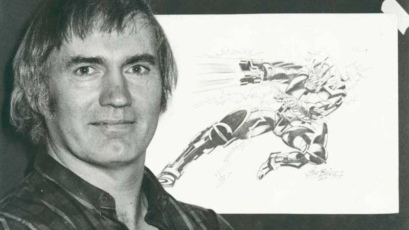 Jim Baikie: An Appreciation by Alan Moore