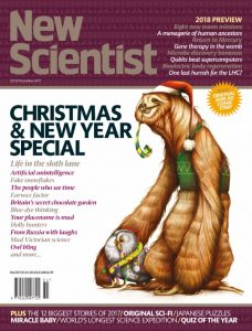 New Scientist - Christmas 2017 Cover
