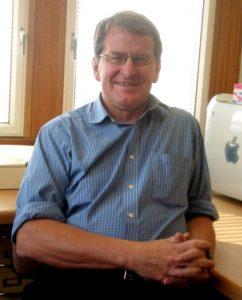 Garry Fraser