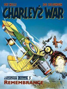 Charley's War Volume 3 - Rebellion Edition 2018 SMALL