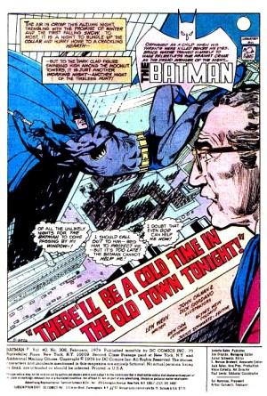 Detective Comics #308 - Page 1