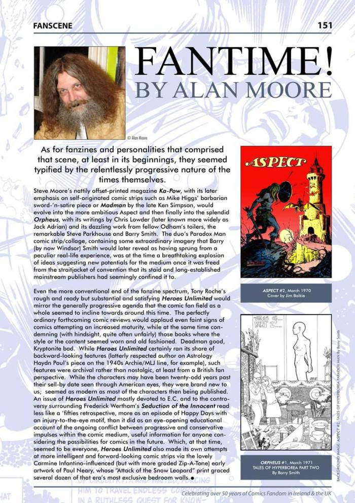 FANSCENE - Alan Moore