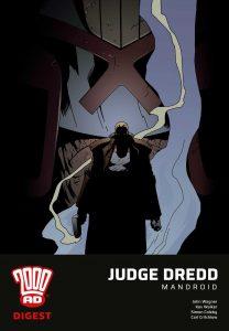 2000AD Digest: Judge Dredd - Mandroid