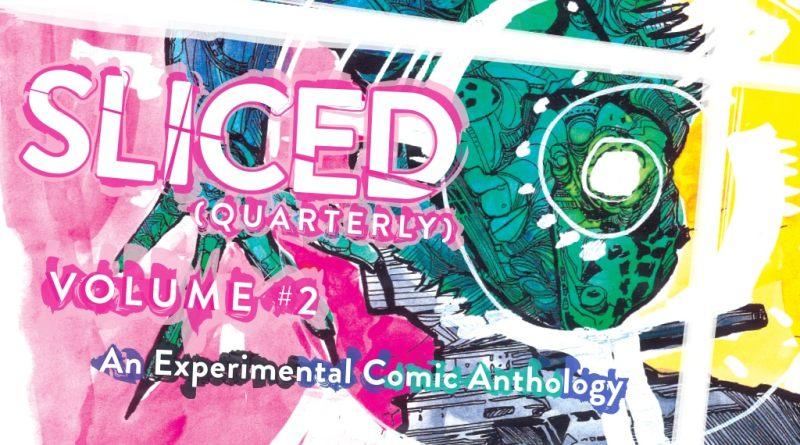 Sliced Quarterly Volume 2, the Experimental Comic Anthology SNIP
