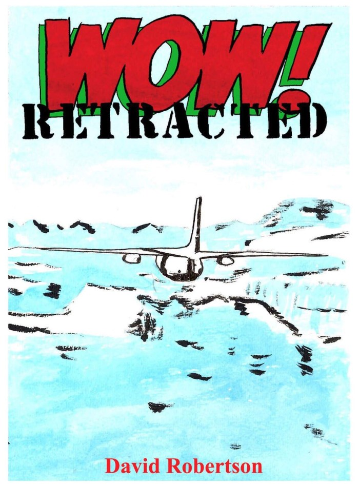 Wow! Retracted - Cover