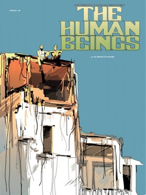 The Human Beings Issue Four - Cover