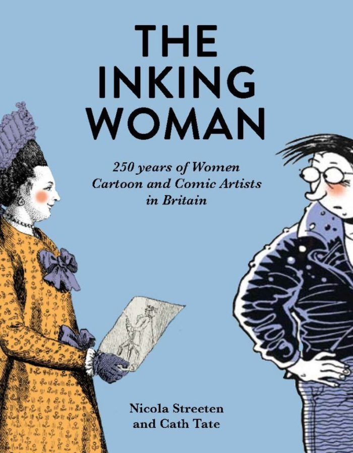 The Inking Woman - Cover
