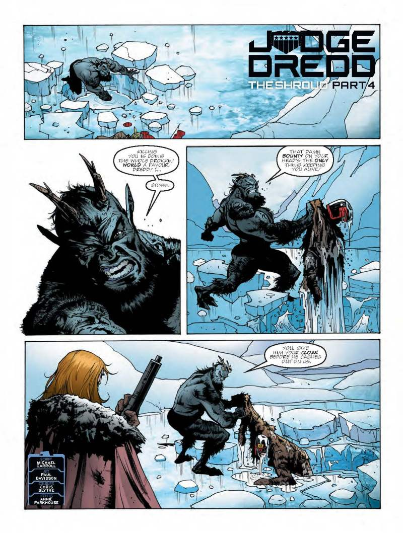 2000AD 2068 - Judge Dredd