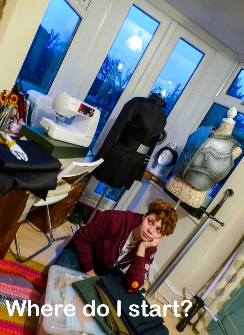 Cosplay 101 - Holly Rose Swinyard's Studio