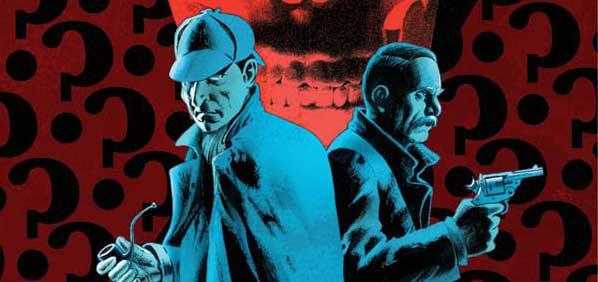 Sherlock Holmes: The Vanishing Man SNIP