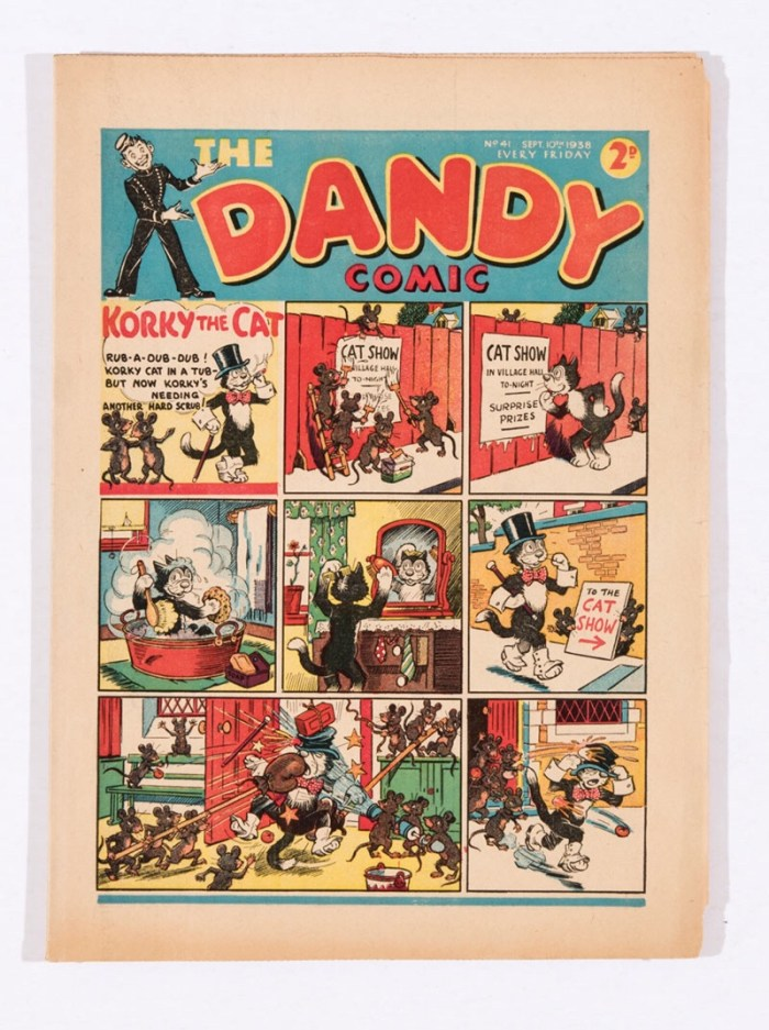 Dandy Comic No 41 (1938)