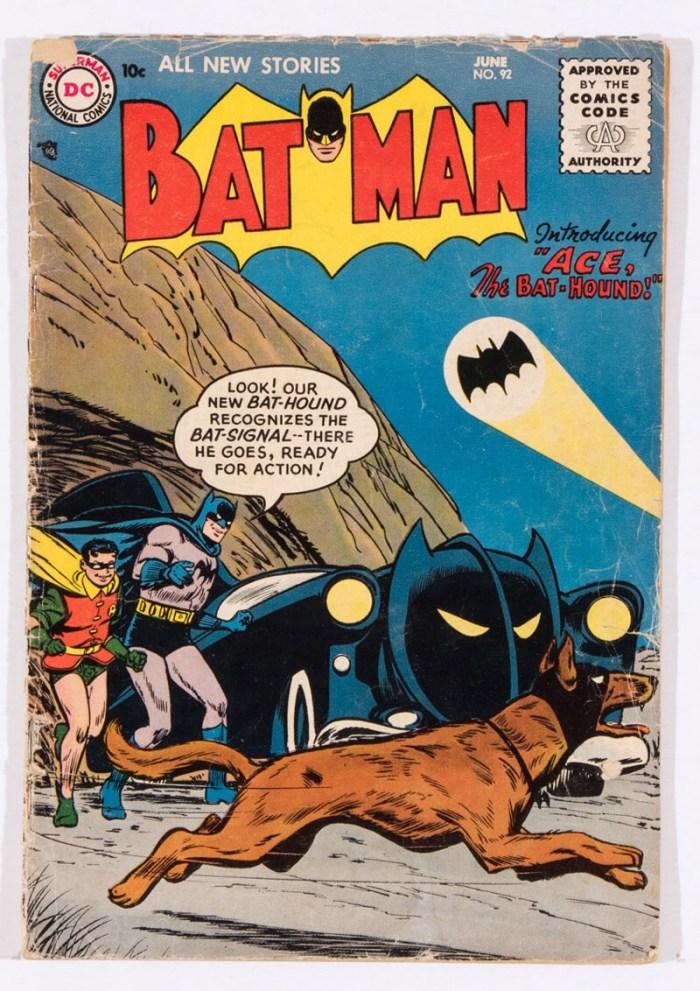 Batman #92 (1955)