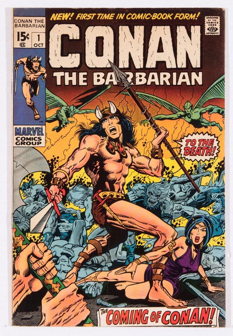 Conan #1 (1970)