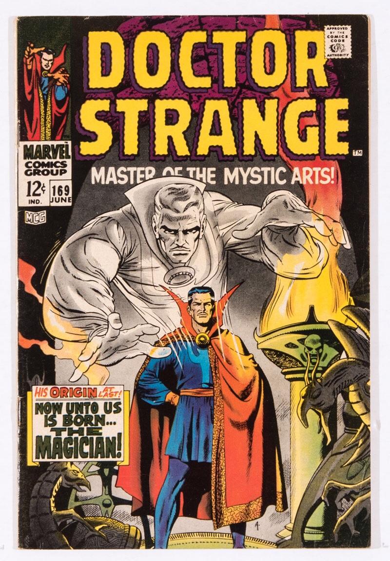 Doctor Strange #169 (1968)
