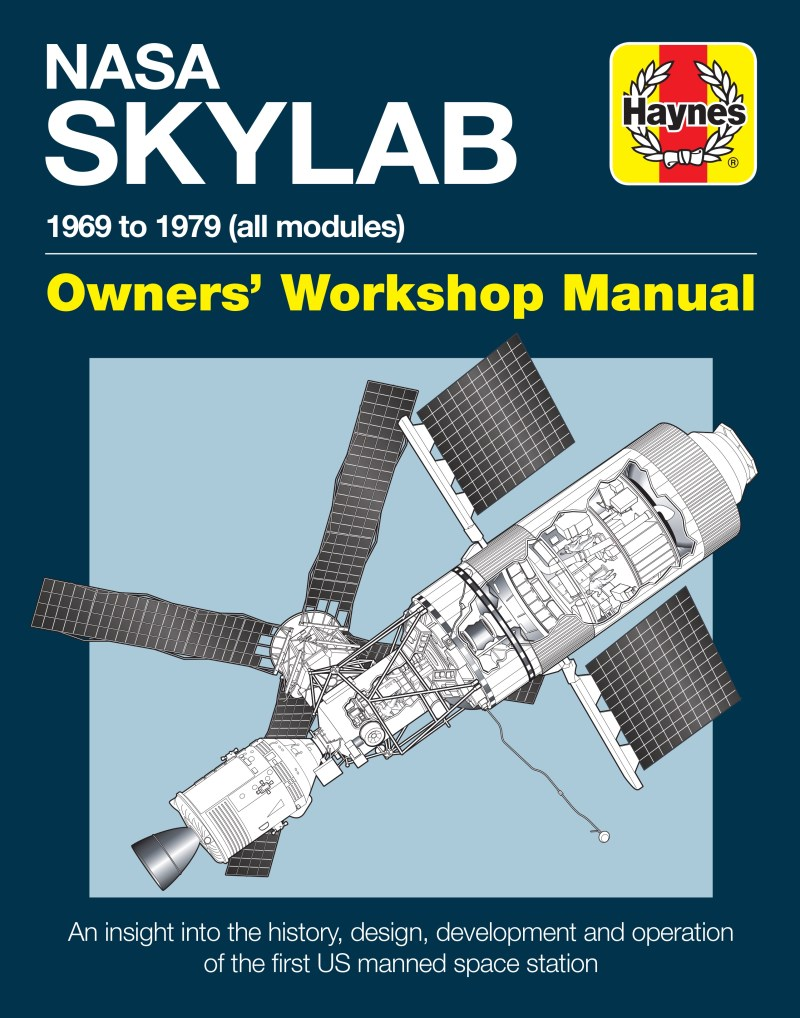 The Skylab Haynes Owners Workshop Manual - Cover