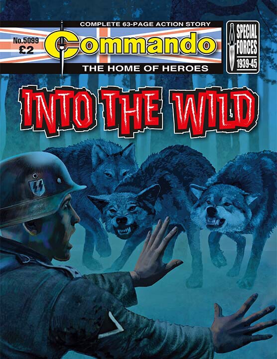 Commando 5099: Home of Heroes - Into the Wild