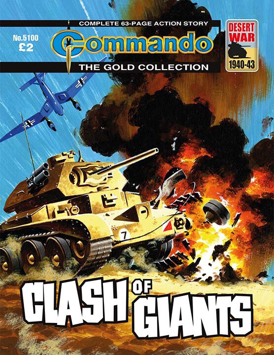 Commando 5100: Gold Collection - Clash of Giants