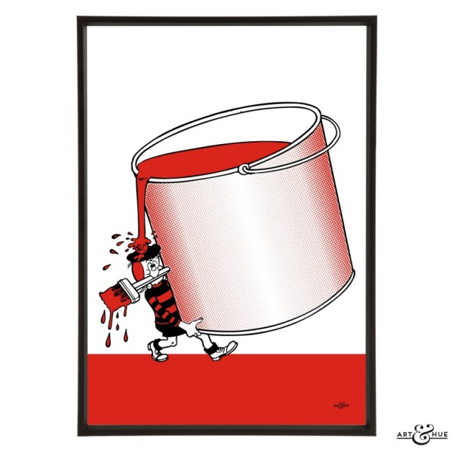 Art & Hue Beano -   Minnie's Mug