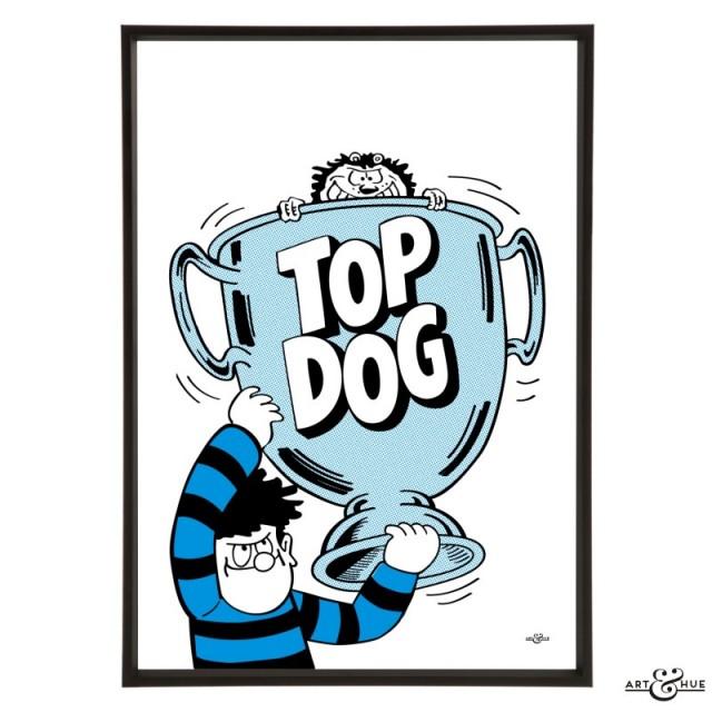 Art & Hue Beano -  Top Dog