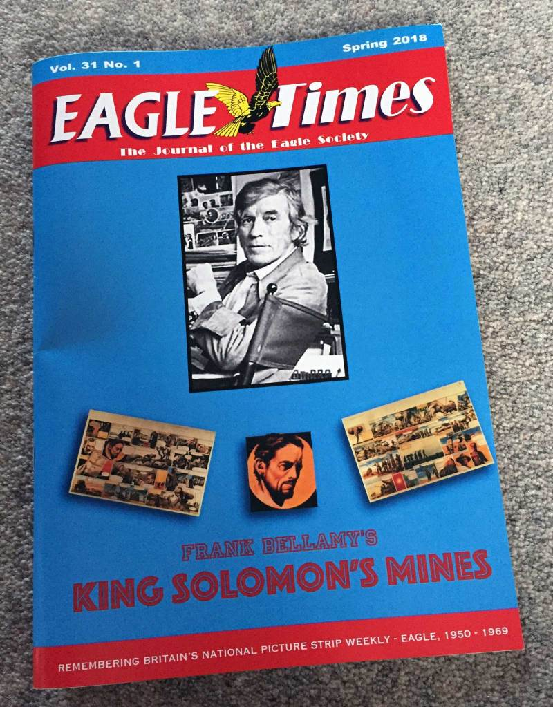 Eagle Times Volume 31 - Number 1 - Cover