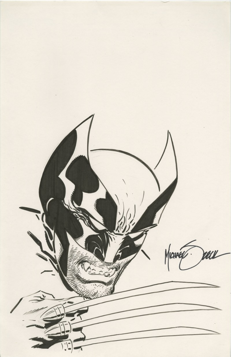 Wolverine by Mike Zeck