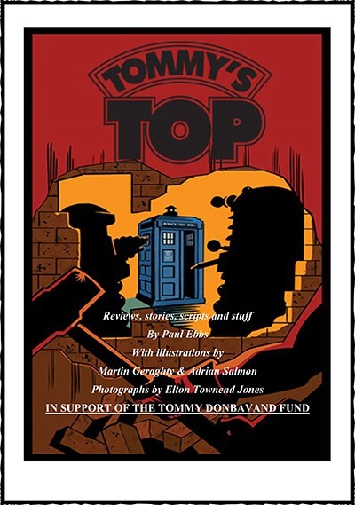 Tommy's Top Ten - Cover
