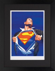 Superman Forever by Alec Ross