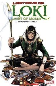 Loki Agent of SHIELD