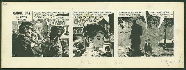 """Carol Day"" - ""Jack Slingsby"" - Sample Art"