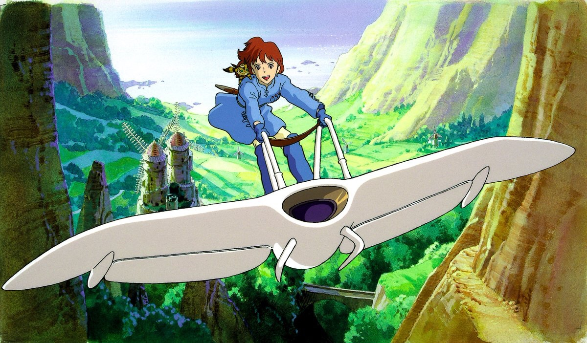 "First ""My Neighbour"" Podcast focuses on Nausicaä of the Valley of the Wind"
