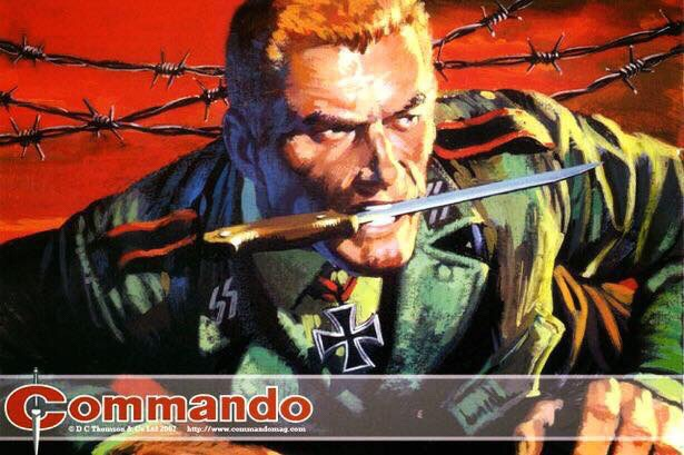 Commando Promotional Image