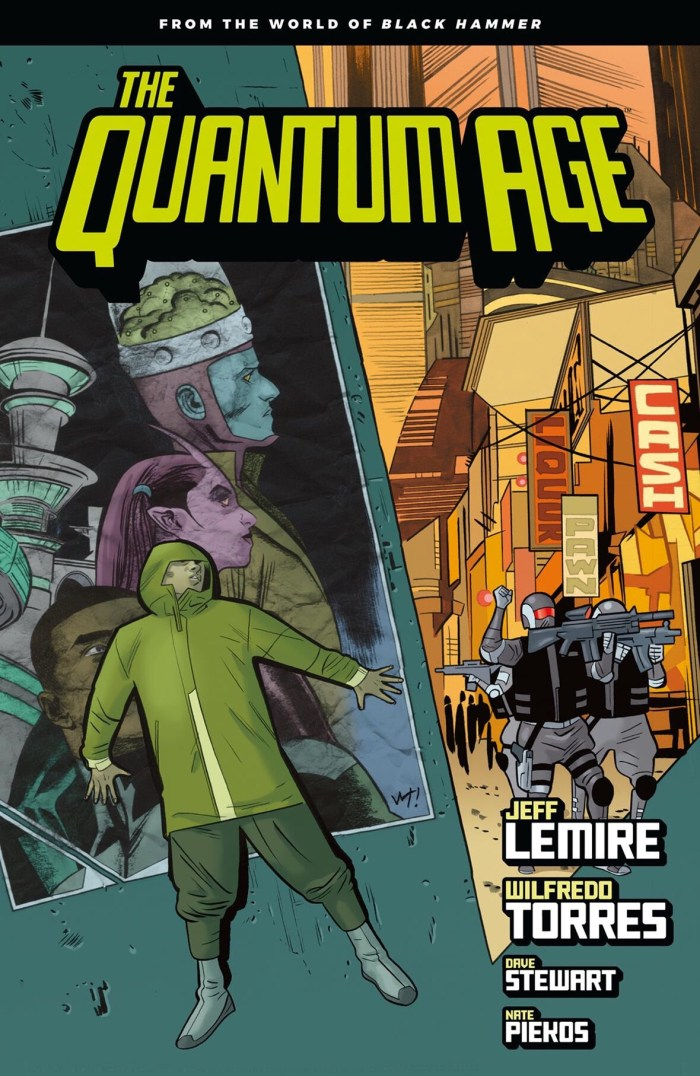 The Quantum Age: From the World of Black Hammer