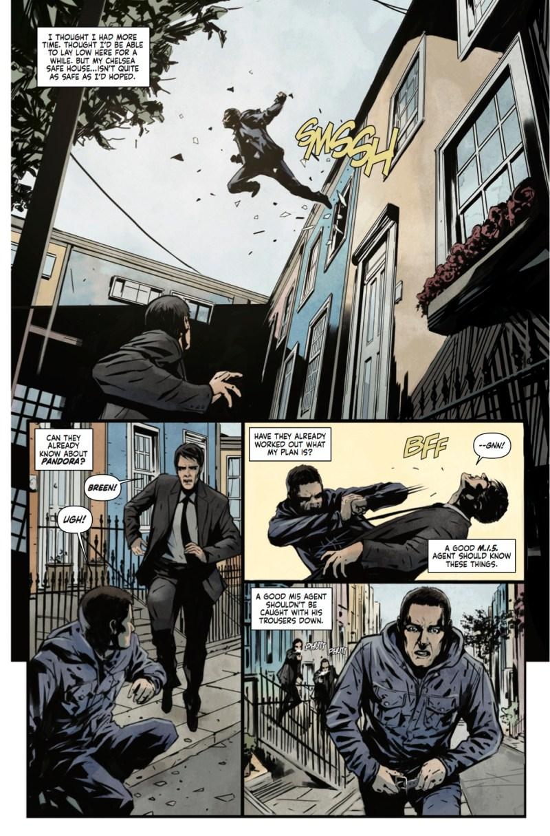 The Prisoner #1 - Page 1