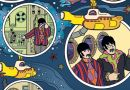 """Titan Comics Beatles-inspired """"Yellow Submarine"""" graphic novel out in August"""